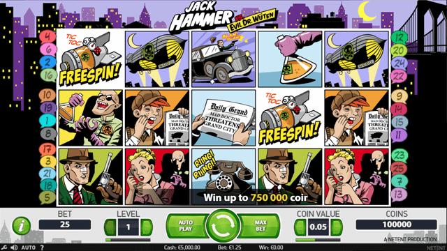 ジャック・ハマー (Jack Hammer)