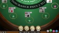NetEnt社のブラックジャック(Blackjack)