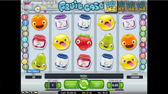 Fruit Case(フルーツケース)