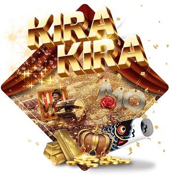 チェリーカジノ(Cherry Casinos)のKIRAKIRAゴールデンキャンペーン