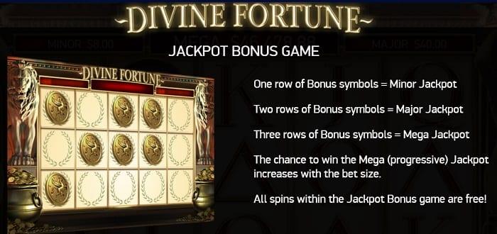 Jackpot Bonus
