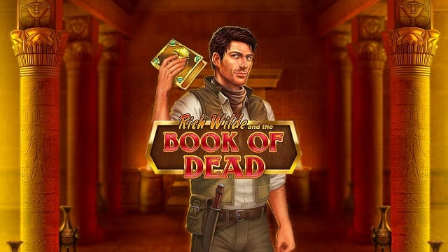book of dead スロット