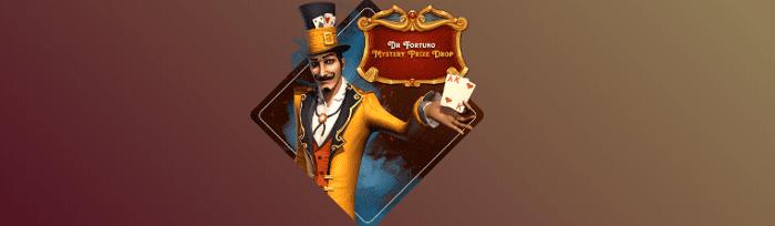 Dr Fortuno Blackjackで$1500獲得チャンス
