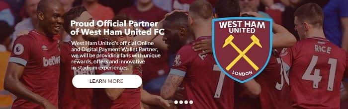 West Ham United FCのスポンサー