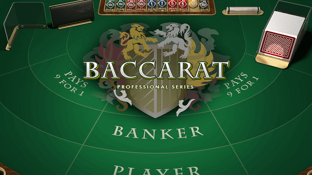 BACCARAT by NetEnt