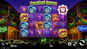 Carnival Queen (カーニバル・クイーン) スロット