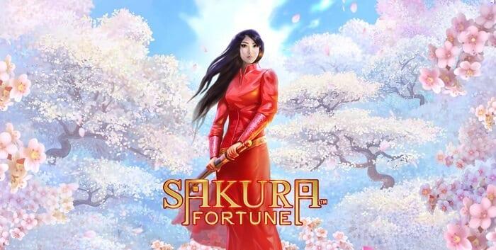 Sakura Fortune スロット