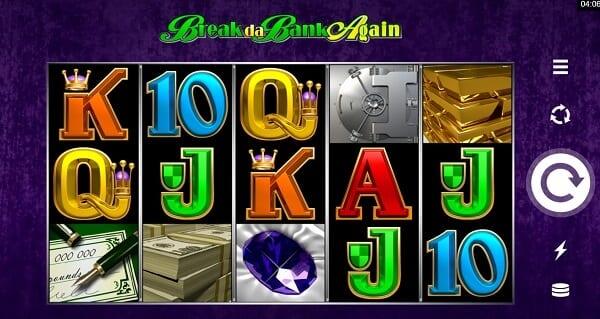 Break da Bank Again 基本的な遊び方