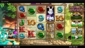 whiteRabbit,Slot