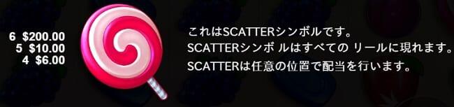 スキャッター