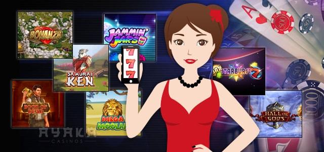 Ayakacasinosカジノゲーム